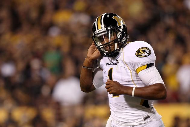 Pinkel Expects Franklin to Return for Florida Game