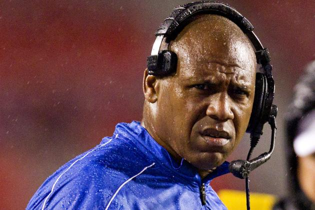 Like Missouri, Kentucky's Offense Will Lurch into This Weekend's Game
