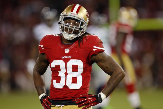 49ers' Dashon Goldson Will Be Key Against Arizona Cardinals