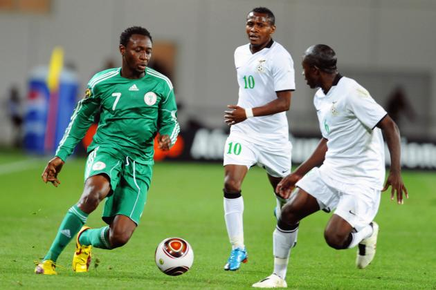 Africa Cup of Nations 2013: Final Draw of Tournament Revealed