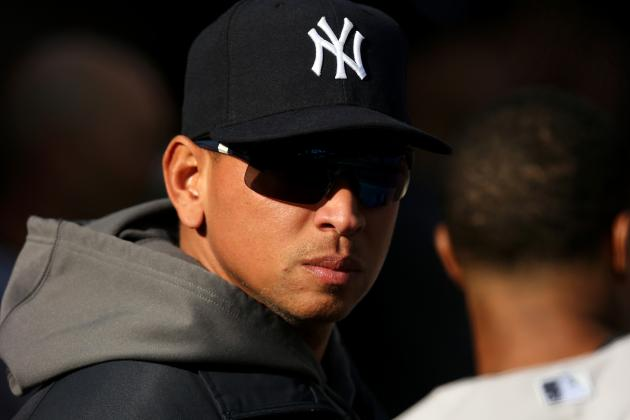 A-Rod Likely to Remain with the New York Yankees in 2013