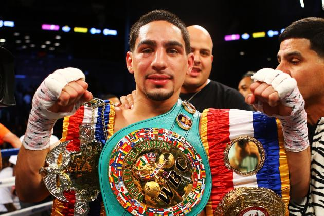 Danny Garcia: Next Fight Will Be Jan. 19 Likely Against Zab Judah