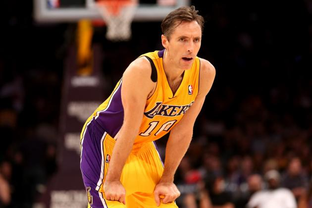 Steve Nash Must Control Game Flow For Lakers to Thrive
