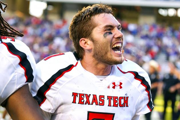 Texas Tech vs. Kansas State: How Red Raiders Can Upset Another Big 12 Favorite