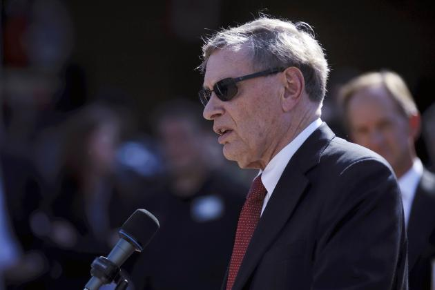 Bud Selig on A's Stadium Situation: 'I Would Like to Move Faster'