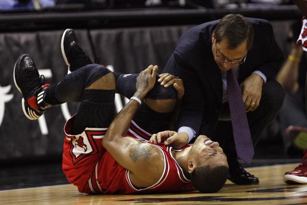 Will Chicago Bulls Tank Season If Derrick Rose Is out All Year?
