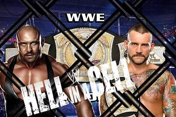 WWE Hell in a Cell 2012: A Reasonable Ending for the Main Event