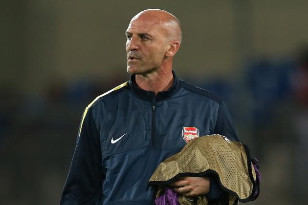 Arsenal Lacked Confidence in 'frustrating' Defeat, Says Steve Bould