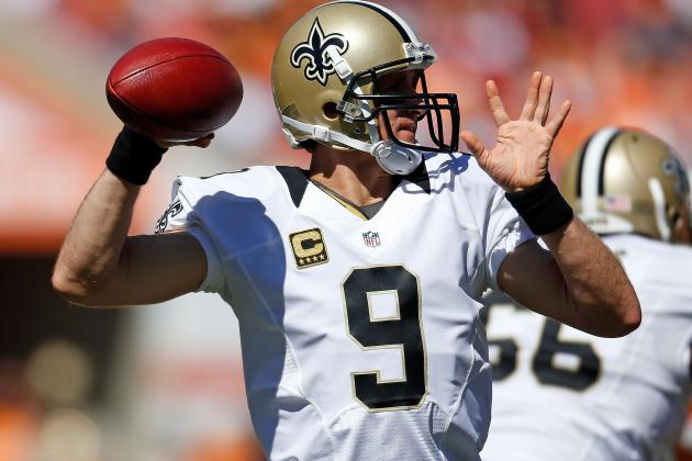 Drew Brees Discusses Facing Peyton Manning and Playing in Denver