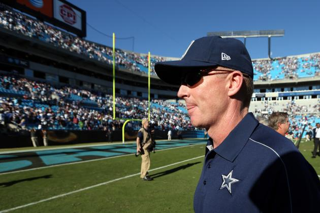 What Is at Stake for Jason Garrett When the Dallas Cowboys Host the Giants?