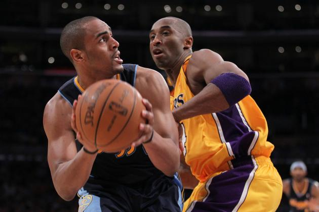 Arron Afflalo Makes His Return to the Court for the Magic