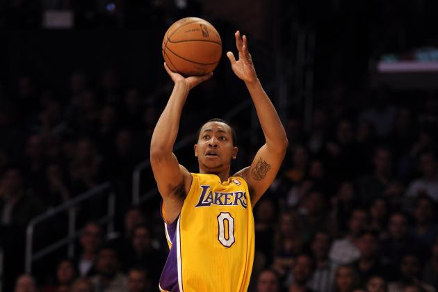 Lakers Rumors: Why Andrew Goudelock Should Not Be Cut by L.A.