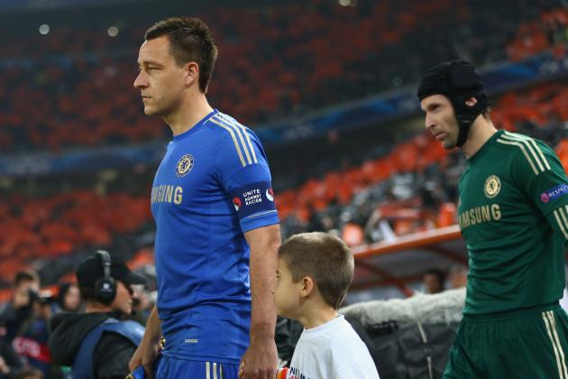 Chelsea FC Rumors: John Terry Set for Exit to Valencia