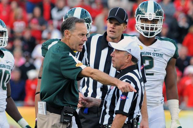 Michigan State Football: When Head Coaches Backing Coordinators Goes Bad