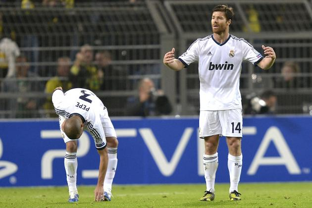 Mourinho's Real Madrid Exposed by Borussia Dortmund's Youthful Exuberance