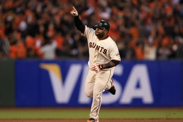 World Series 2012 Game 1: Live Score for Detroit Tigers vs San Francisco Giants