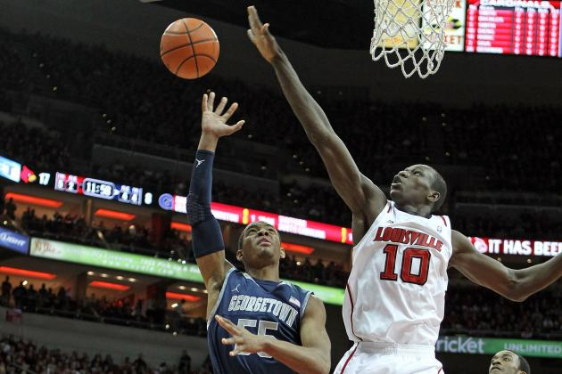 Louisville Basketball: Preview of Louisville's Centers for the 2012-13 Season