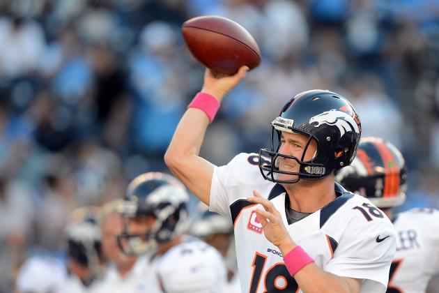 NFL Over Unders Week 8: High-Scoring Games Sure to Help You Break the Bank