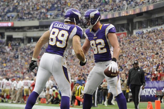 Bucs at Vikings: Scouting Report