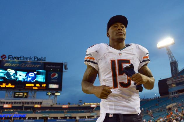 Chicago Bears' Super Bowl Hopes Rest on Emergence of Second Receiver