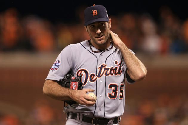 Justin Verlander: Shaky Start Sets Tone for Rest of World Series