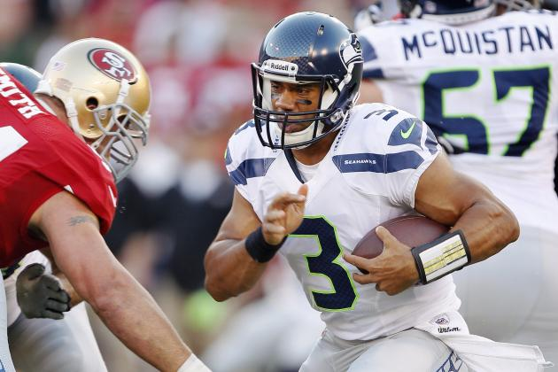 Seahawks' Offense Slowing After Going off the Script