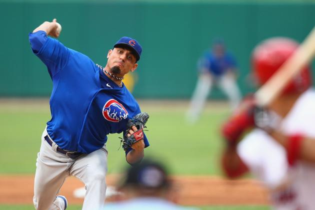 To Get to October, Cubs Will Have to Make Pitching No. 1 Priority