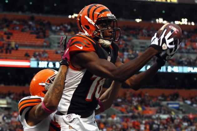 Cincinnati Bengals: Is AJ Green the Best WR in the NFL Today?