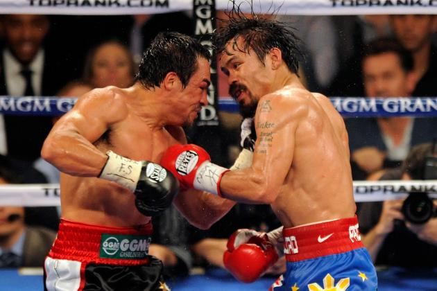 Pacquiao-Marquez to Fight for WBO 'Champion of the Decade' Belt on 12/8
