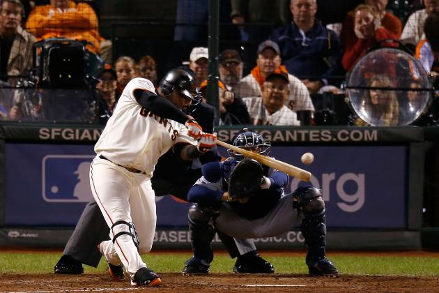 Is Pablo Sandoval's 3-Homer Game the Swagger Giants Need to Pull off a Sweep?