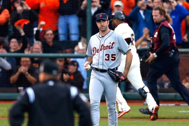 World Series 2012: One Bad Start or Did Justin Verlander Fold Under Pressure?