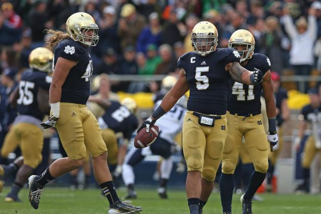 Notre Dame Football: Why Fighting Irish's Win Streak Will End Against Oklahoma