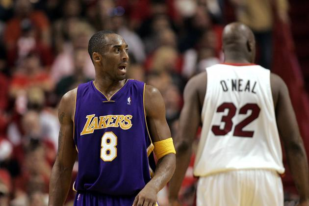 Kobe Bryant Should Be the One to Raise Shaq's L.A. Lakers Jersey to the Rafters