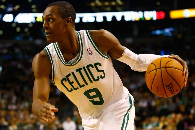 Is Rajon Rondo a Franchise Star or Just the Best Player on His Team?
