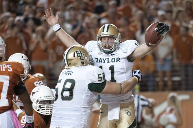 Baylor Football: Despite Lack of Defense, QB Nick Florence Has Heisman Numbers