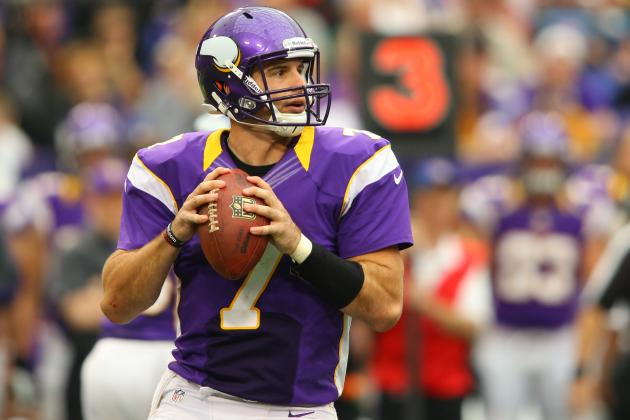 What Must Christian Ponder Do to Become an Elite NFL QB?