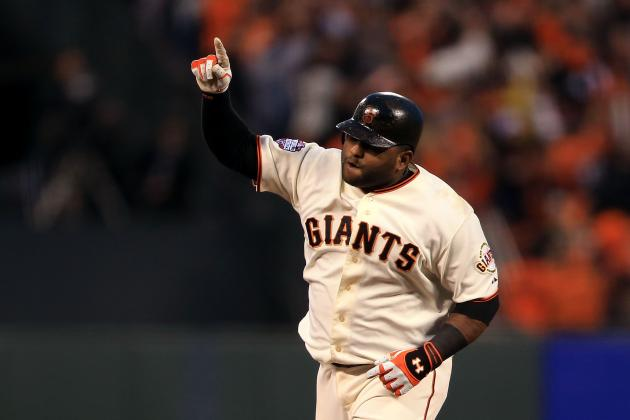 San Francisco Giants' Pablo Sandoval Makes World Series History