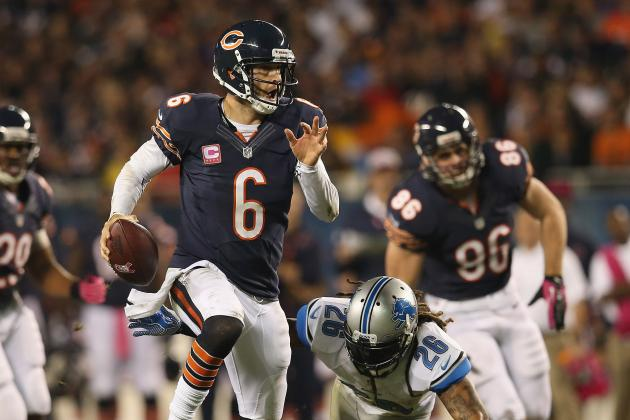 Chicago Bears Get a Victory Depite Modest Scoring Output