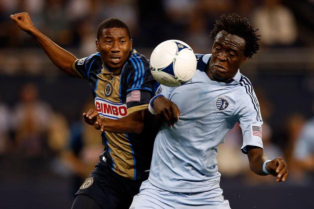 Sporting Kansas City Defeats Philadelphia, Clinches Conference Title
