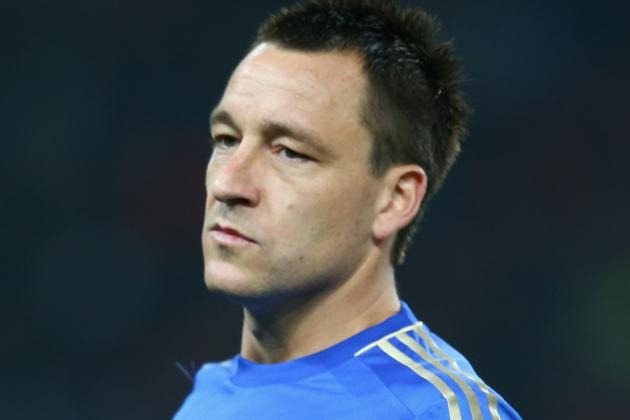 Agent: Chelsea's John Terry in Transfer Negotiations with Valencia