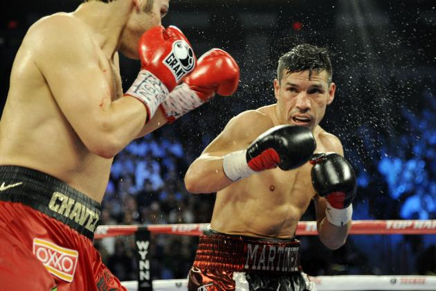 Sergio Martinez and the Challengers to His Throne