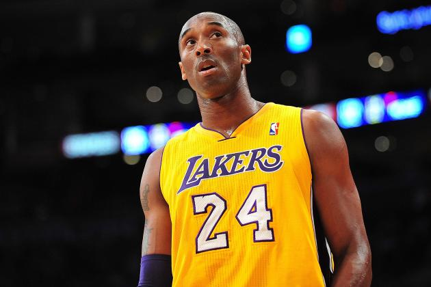 Kobe Bryant: Foot Injury Could Sideline Lakers Star for Opening Night