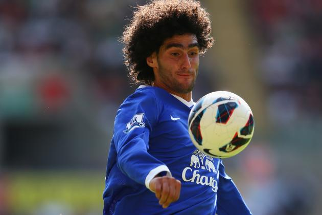 Mirallas Hopes Fellaini's Fit