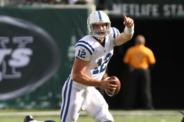 Colts vs. Titans: AFC South Pressure Game of the Week Matchup Preview