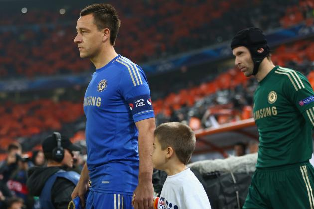 Chelsea Transfer News: Blues Must Keep John Terry While Chasing Championship