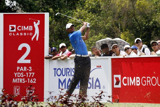 CIMB Classic 2012: Day 1 Leaderboard Analysis, Highlights and More