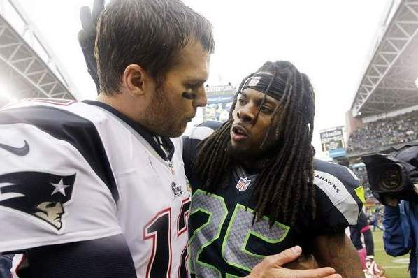 Seahawks CB Richard Sherman ready for Megatron, changes Twitter name