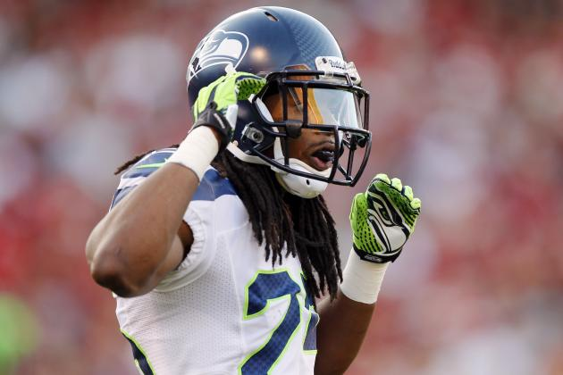 Seahawks 'Optimus Prime' Ready for Battle with Megatron
