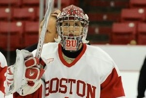 Kerrin Sperry Breaks the BU Terriers All-Time Wins Record
