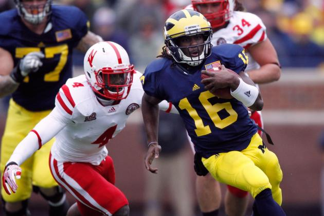 Michigan vs. Nebraska: Latest Spread Info, BCS Impact and Predictions